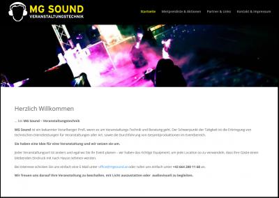 Markus Gstrein – mgsound.at